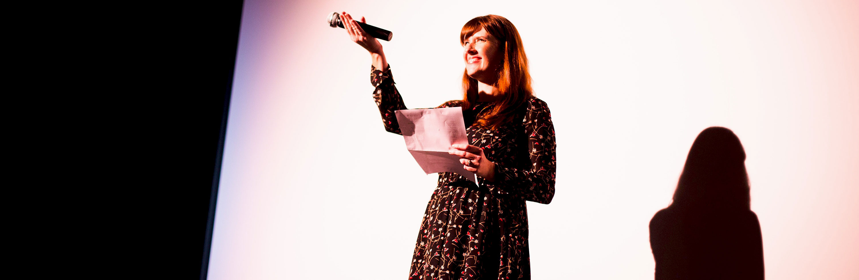 Kate from Screenwave International Film Festival